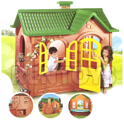 Casita del Bosque Rotoys