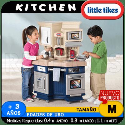 Kitchen para chicos