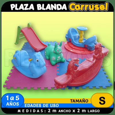 Plaza Blanda Carrusel