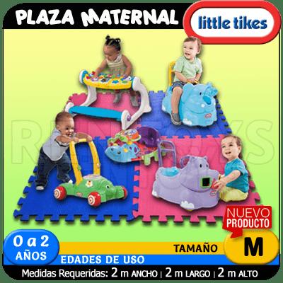 Plaza Maternal LITTLE TIKES