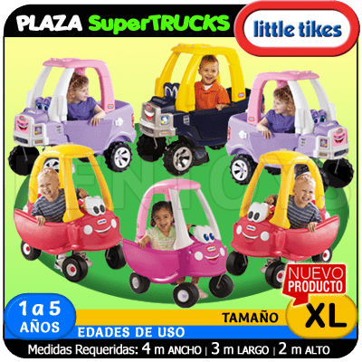 Plaza SuperTruck