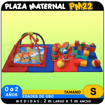 Plaza Maternal PM22