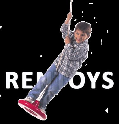 Hamaca Disco Rotoys