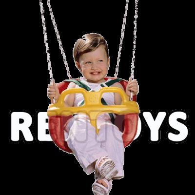Hamaca Infantil Bebé Rotoys